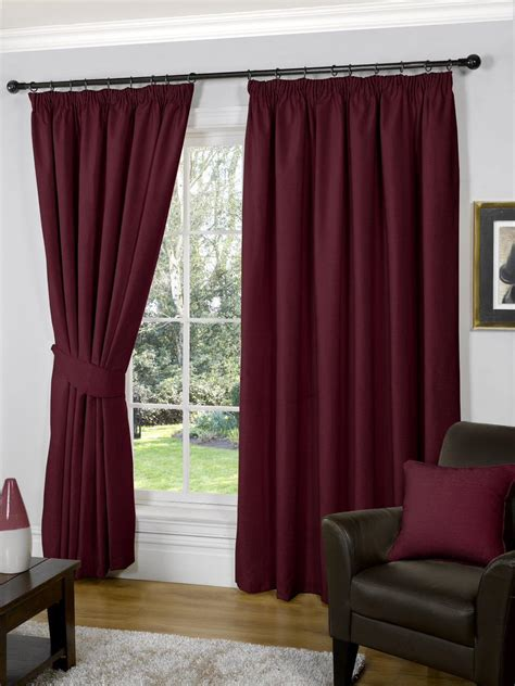 Burgundy Color Curtains Burgundy Curtains Ebay Masata Design Burgundy Curtains For The Living Room