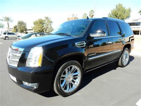 Used Cadillac Escalade Hybrid by Sell Used Cadillac Escalade Hybrid Platinum Sport Utility