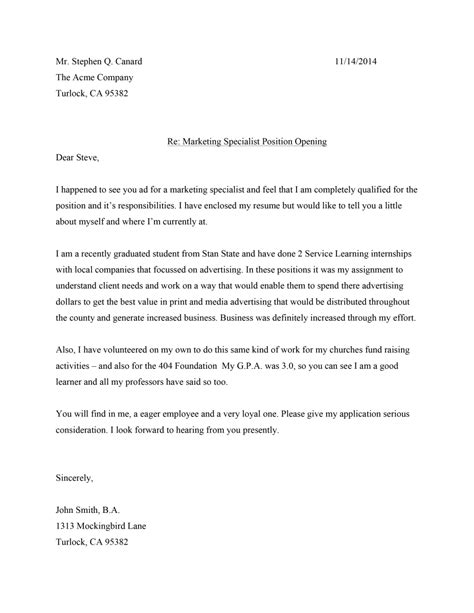Business Letter Writing Grammar cover letter grammar