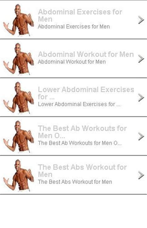 Best ab workout for men over 45