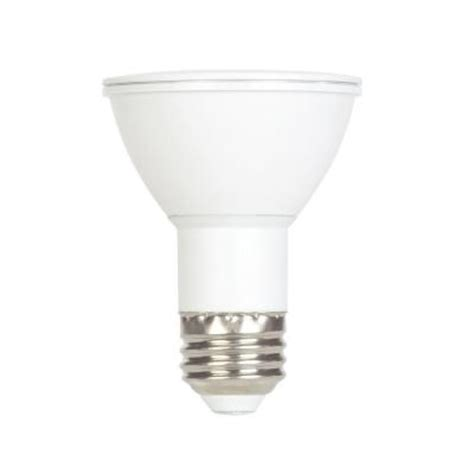 Led Flood Lights Home Depot by Globe Electric 50w Equivalent Daylight Par20 Dimmable Led