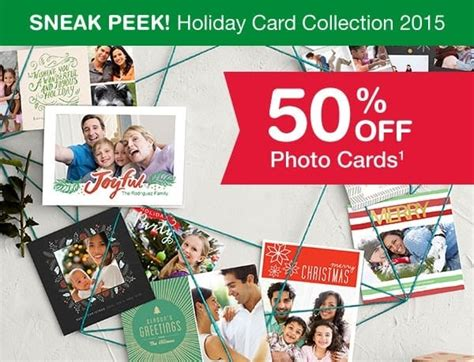walgreens cards templates walgreens 50 photo cards thrifty jinxy