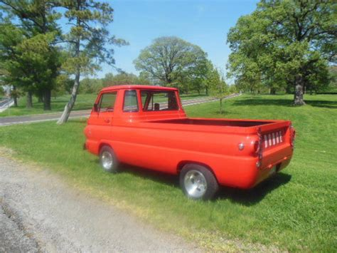 dodge a 100 trucks for sale 1965 dodge a100 custom for sale