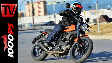 Motorrad Videos Ducati by Video Ducati Scrambler Sixty2 Test Fazit Fahreindruck