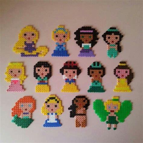 hama bead princess designs pin by kas kas on crafts perler