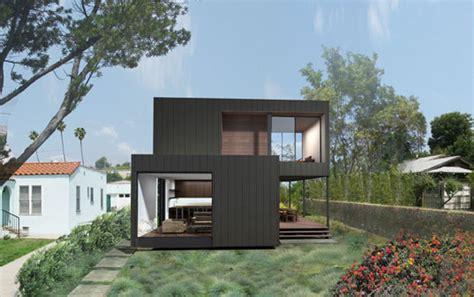 marmol radziner designed prefab house marmol radziner and dwell debut new skyline series of prefabs inhabitat green