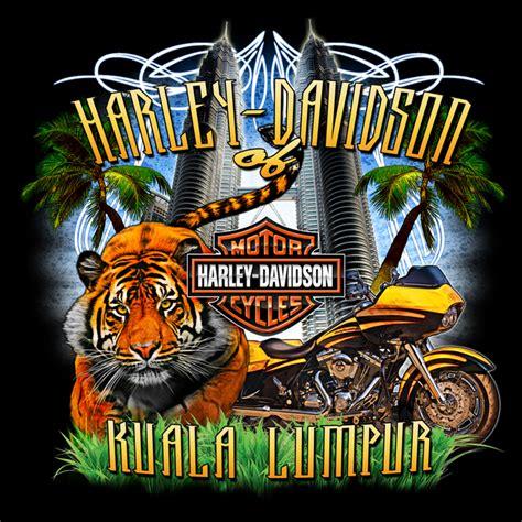 Kaos Harley Davidson Kuala Lumpur harley davidson of kuala lumpur eternyl studios design co