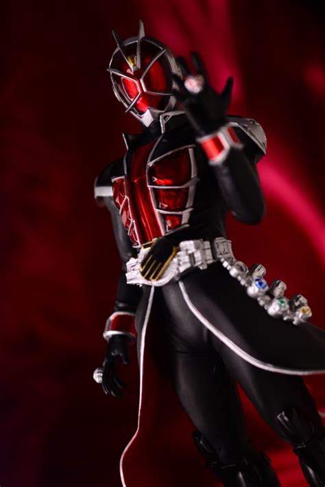 Ichiban Kuji Kamen Rider Wizard Figure With Background Card banpresto ichiban kuji kamen rider wizard style kamen rider fr