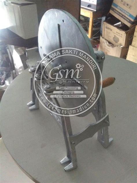 Alat Perajang Keripik Manual mesin perajang manual toko mesin madiun