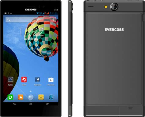 Evercoss At7s 7 Ips Quadcore Ram 1gb Rom 8gb 8mp 5mp Otg unboxing review evercoss at7s kamera performa