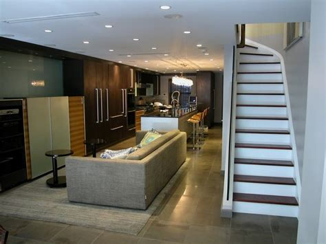 Narrow Basement Ideas narrow basement design home decoration live