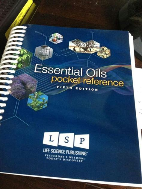 young living essential oils desk reference essential oils desk reference book for young living