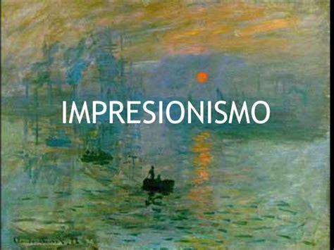 imagenes artisticas del impresionismo estilos artisticos