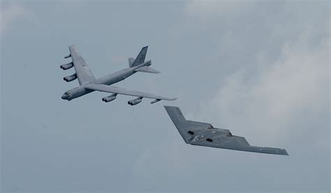 a united states air force usaf b52 stratofortress heavy