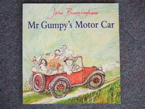 libro mr gumpys motor car room 18 meadowbank how did we make our quot mr gumpy s motor car quot photo story