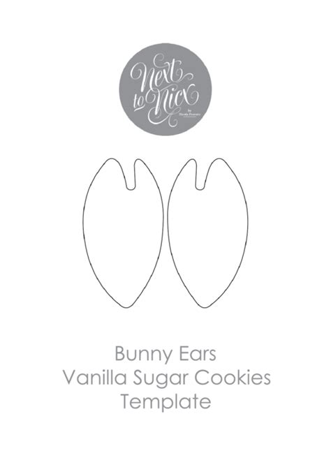 bunny ears template pdf top 11 bunny ears templates free to in pdf format