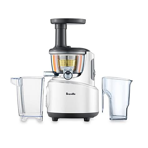 bed bath and beyond breville breville 174 juice fountain crush bed bath beyond