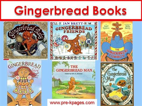 preschool gingerbread man printable book gingerbread man