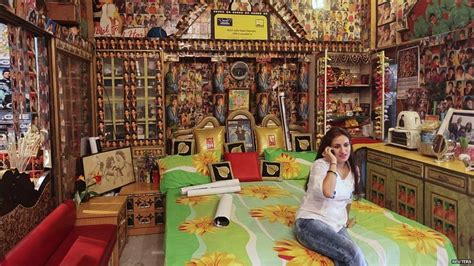 shahrukh bedroom bbc news in pictures shah rukh khan s biggest fan