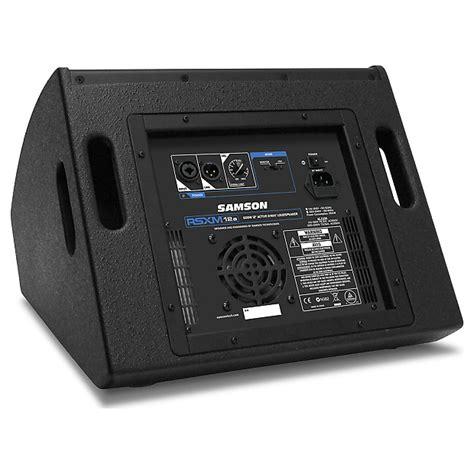 Samson S 3 S 3 S3 Way Stereo Mono Crossover Original samson rsxm12a active 800w 2 way stage monitor reverb