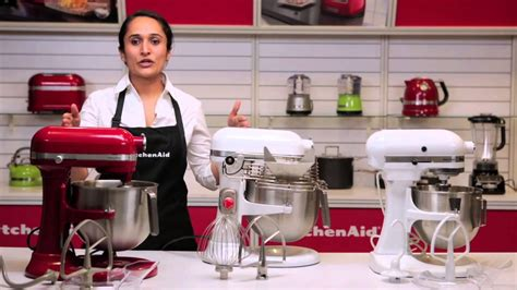 KitchenAid® Bowl Lift Stand Mixer models   YouTube