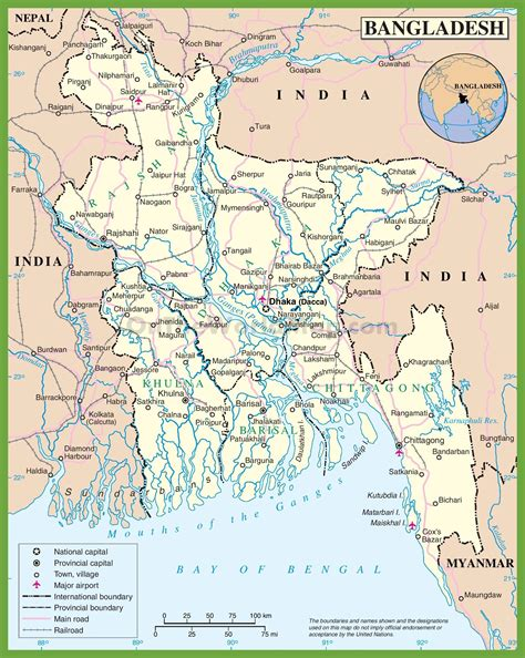 map of bangladesh large detailed map of bangladesh with cities
