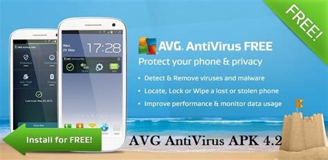 avg antivirus android apk avg antivirus apk 4 2 for android free now