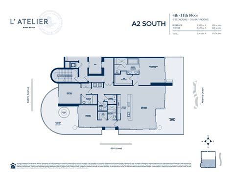 icon south beach floor plans 100 icon south beach floor plans biscayne beach