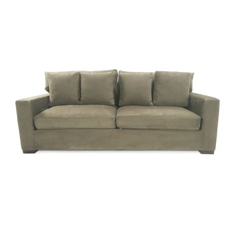crate and barrel sleeper sofa crate and barrel axis ii sofa bed refil sofa