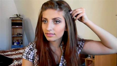 7 quick easy 5 minute hairstyles youtube 5 fast and easy hairstyles youtube
