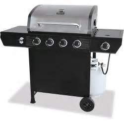 Backyard Grill Propane Backyard Grill 4 Burner Gas Grill Walmart