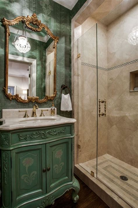 bathroom mirrors st louis bathroom decor with louis xv style mirror and florentine