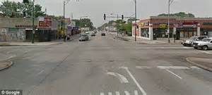 haircut halsted chicago carjacker fleeing police kills boy 11 as he headed for a