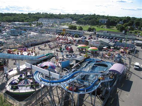 c comfort old orchard beach amusement park at old orchard beach maine amusement