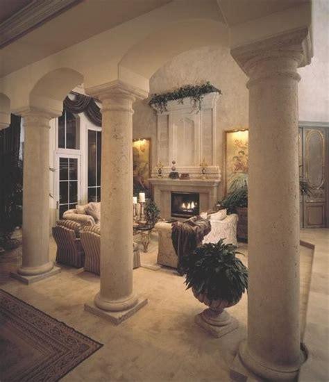 interior pillars decorative columns interior photos