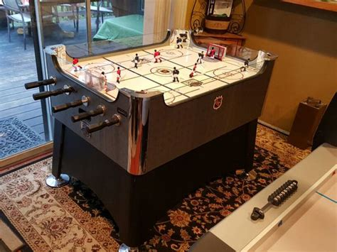 halex nhl air hockey table halex hockey table 28 images halex elite nhl rod