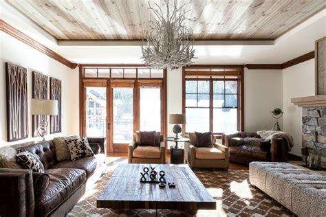 simply urban living room offers traditional luxury rustic modern decor for country spirited sophisticates