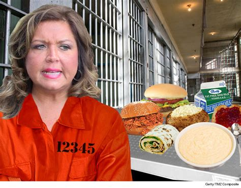 abby lee in prison abby lee miller s prison menu for first week behind bars