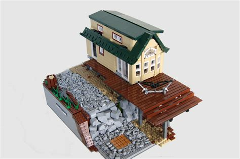 wood lego house chris piccirillo cactus brick