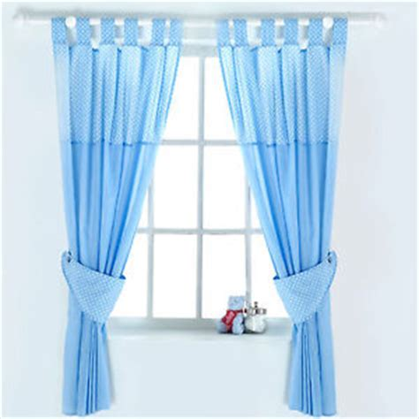 baby blue curtains for nursery baby blue curtains ebay