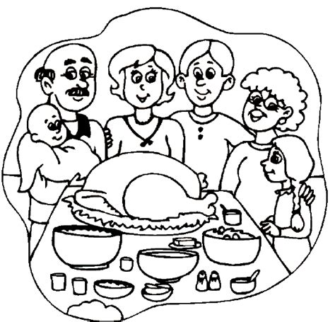 thanksgiving coloring book pages thanksgiving coloring