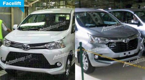 Sarung Pelindung Mobil Toyota Avanza Veloz 2015 dilihat dari sing pilih new avanza g atau veloz facelift 2015