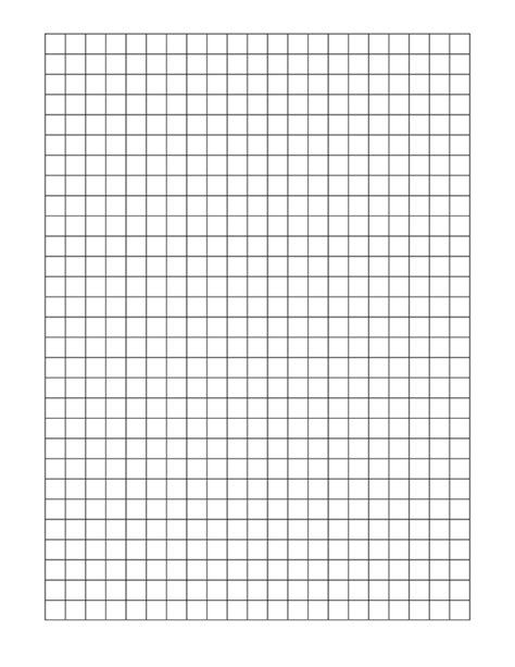 printable millimeter block printable graph paper full page google search center