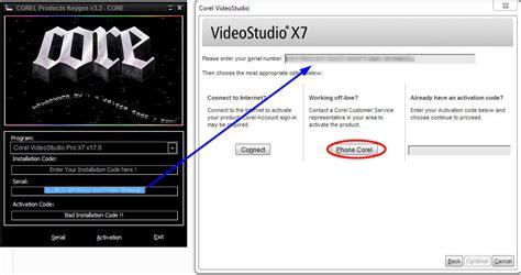 corel draw x7 trial reset corel videostudio pro x7 17 1 0 22 32 bit 64 bit inc