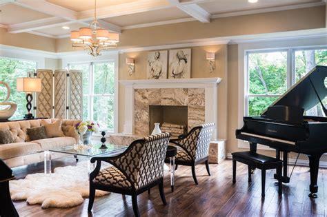 regency living room regency contemporary living room by
