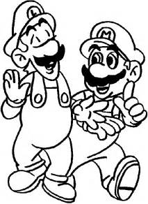 mario and luigi coloring pages luigi coloring pages coloring pages to print