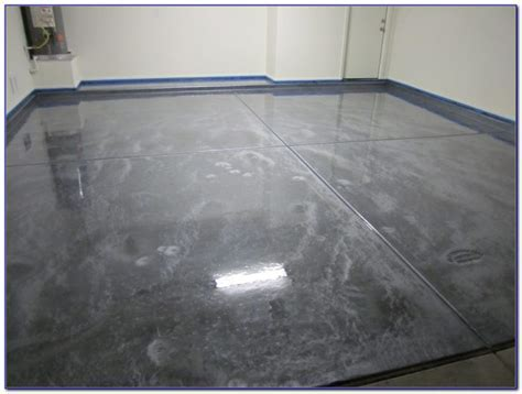 Behr Garage Floor Epoxy Video   Flooring : Home Design