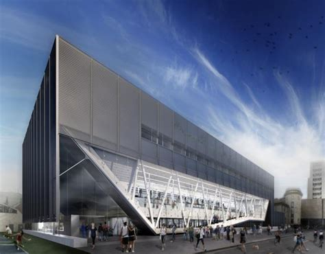 Design Center Uoft | u of t goldring centre for high performance sport urban