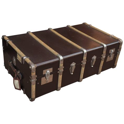 vintage traveling suitecase trunk luggage at 1stdibs