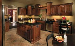 Best Colors For Kitchens by Best Paint Color For Kitchen With Dark Cabinets Decor